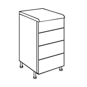 4 Drawer Pack 1