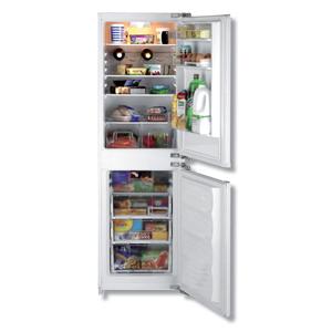 Fully Integrated 50/50 Fridge Freezer 1