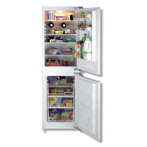 Fully Integrated Frost Free 50/50 Fridge Freezer 1