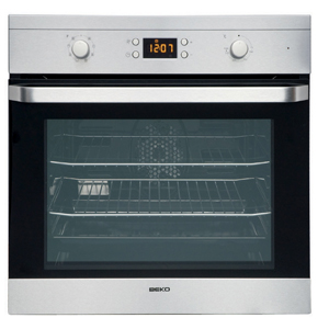 Single Multifunction Oven with Electronic LED Timer 1