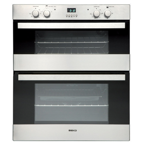 Built Under Double Electric Oven with LED Electronic Timer 1