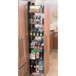 Pull-Out Larder - Standard 600mm 1