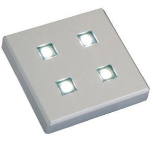 4X LED Square Plinth Light 1