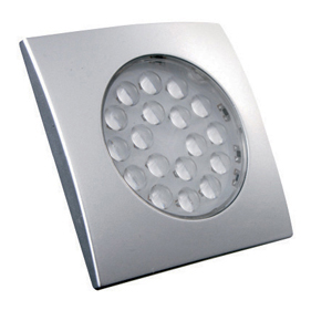 HD LED Under Cabinet Square 1