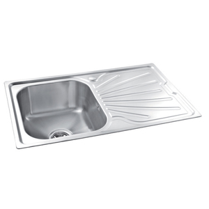 Compact Single Bowl & Drainer 1