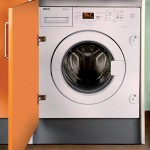 Fully Integrated Washing Machine 1
